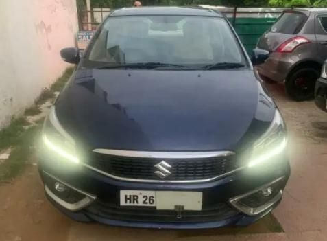 Maruti Suzuki Ciaz Alpha 1.5 AT 2018