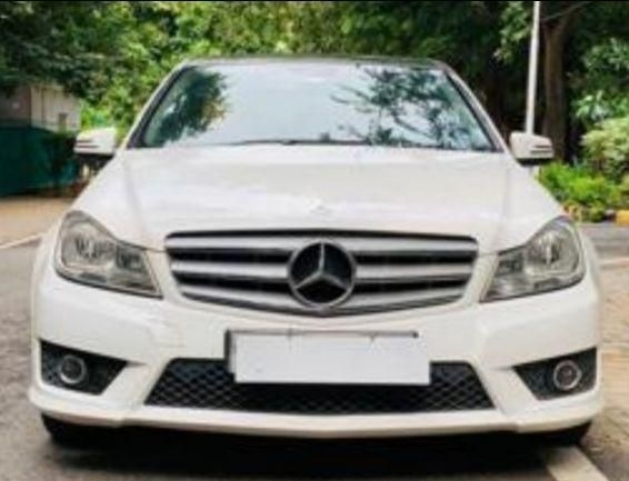 Mercedes-Benz C-Class C 250 CDI BlueEfficiency 2012