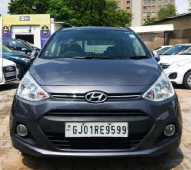 Hyundai Grand i10 Asta AT 2014