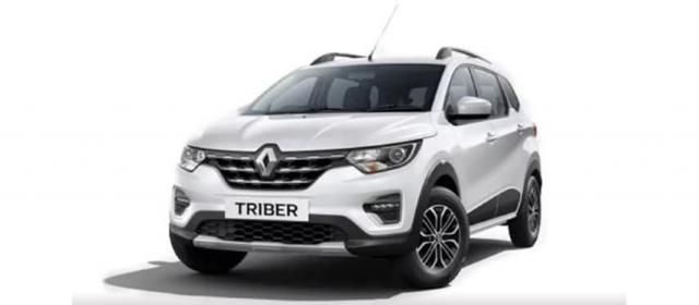 Renault Triber RXT BS6 2020