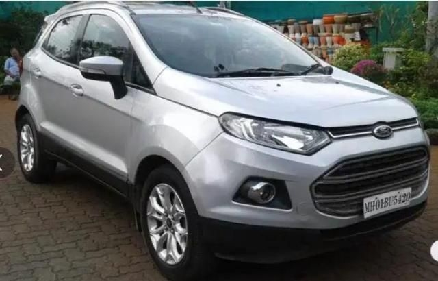 Ford EcoSport TITANIUM 1.5 TI VCT AT 2013