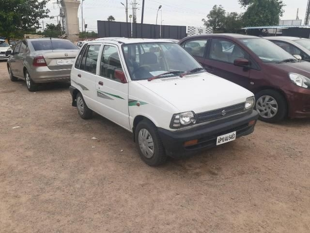 53 Used Maruti Suzuki 800 In Hyderabad Second Hand 800 Cars For Sale Droom