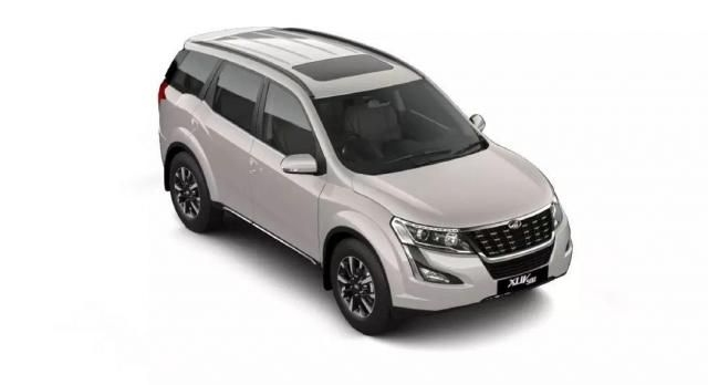 Mahindra XUV500 W9 AT BS6 2020