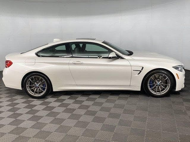 BMW M Series M4 Coupe 2016