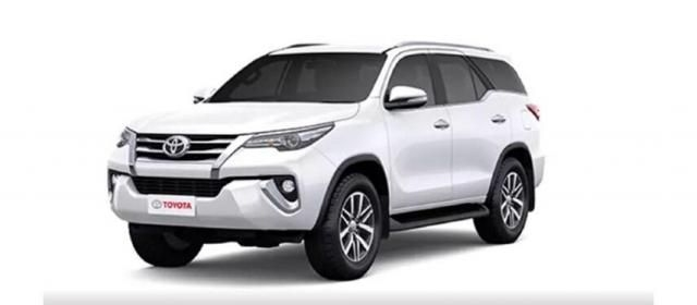 Toyota Fortuner 2.8 4x4 MT BS6 2020