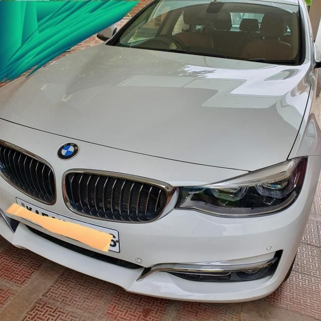 BMW 3 Series GT 320d Luxury Line 2018