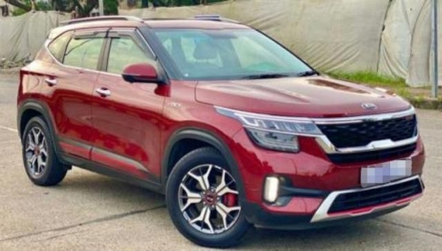 Kia Seltos GTX AT 1.4 Petrol 2019