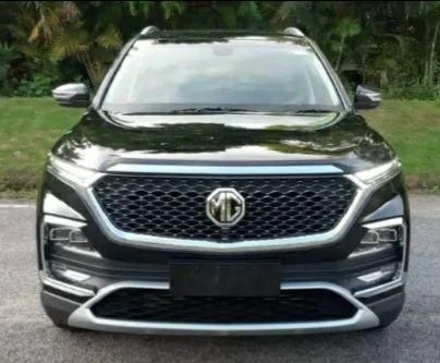 MG Hector Sharp 1.5 DCT Petrol 2020