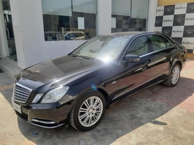 Mercedes-Benz E-Class E250 CDI Blue Efficiency 2011