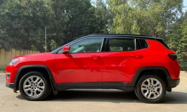 Jeep Compass Limited (O) 2.0 Diesel 2019