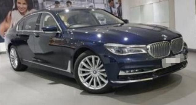 BMW 7 Series 730Ld Design Pure Excellence Signature 2020