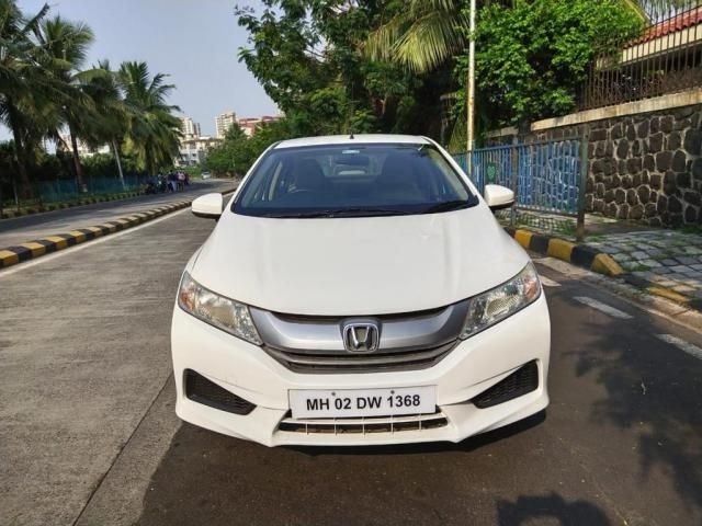 Honda City 1.5 E MT i-VTEC 2015
