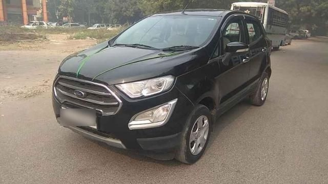 Ford EcoSport Ambiente 1.5L Ti-VCT 2017