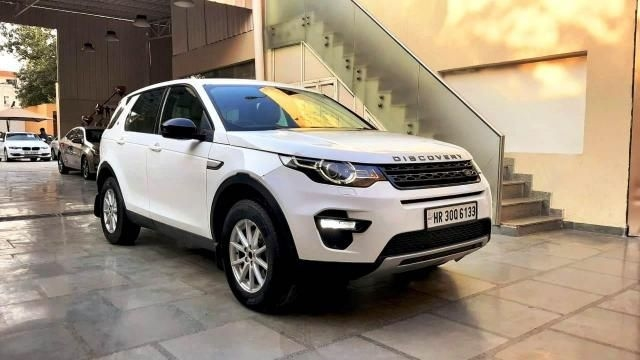 Land Rover Discovery Sport HSE Petrol 2016