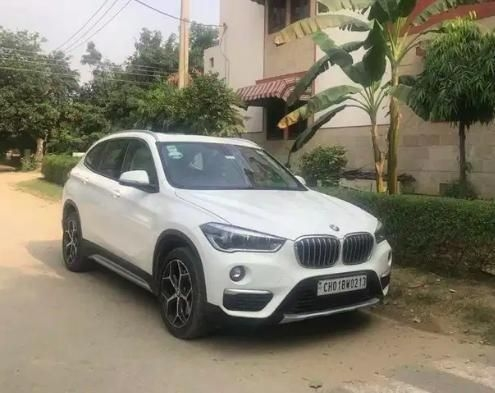 BMW X1 sDrive20d 2019