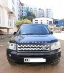 Land Rover Discovery HSE 2012