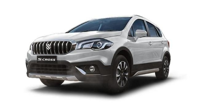 Maruti Suzuki S-Cross Delta AT Petrol BS6 2021