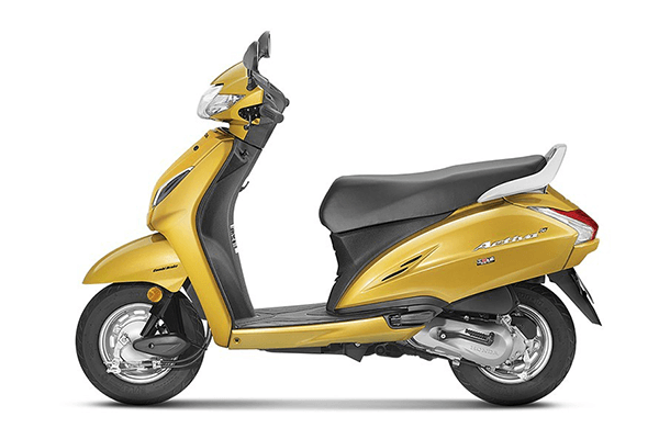 Honda Activa 5g Price In India Mileage Reviews Images