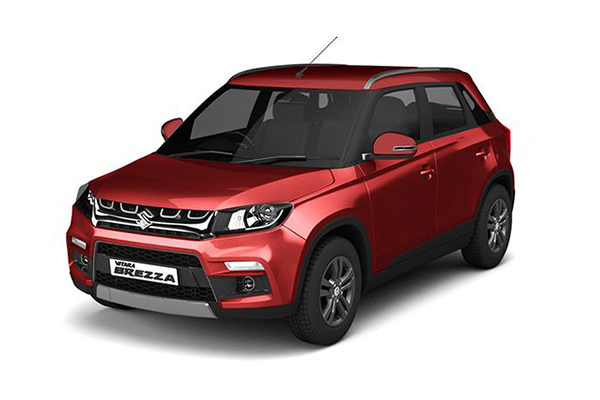 Maruti Suzuki Vitara Brezza Price In India Mileage Reviews
