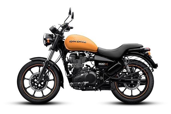 Royal Enfield Thunderbird X Price In India Mileage